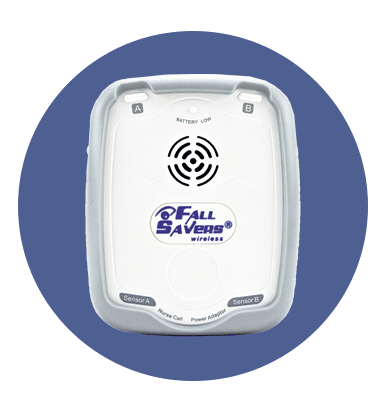 Fall Savers® Wireless Monitor