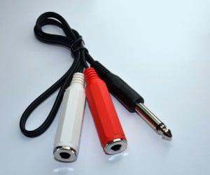 Mono Cable Splitter - Cablesplitter-M - 2-EDITED