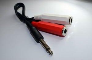 Mono Cable Splitter - Cablesplitter-M - 6-EDITED